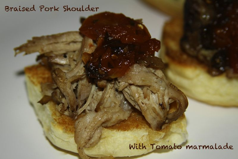 Braisedporkshoulder