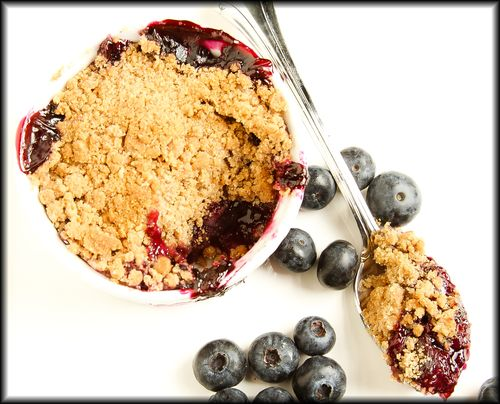 Blueberrycrumble